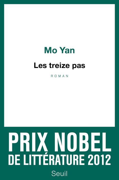 Mo Yan Les Treize Pas