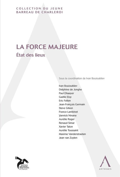 Collectif La force majeure