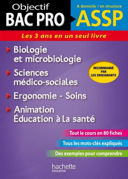 Jean-Yves Gola Fiches ASSP Soins, santé, Biologie et microbiologie