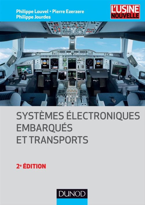 Systèmes électroniques embarqués et transports (2e édition)