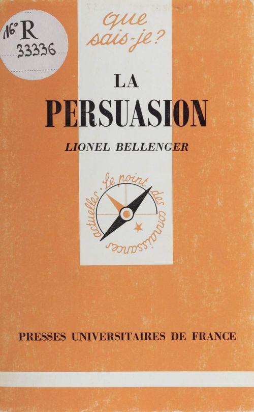 La Persuasion