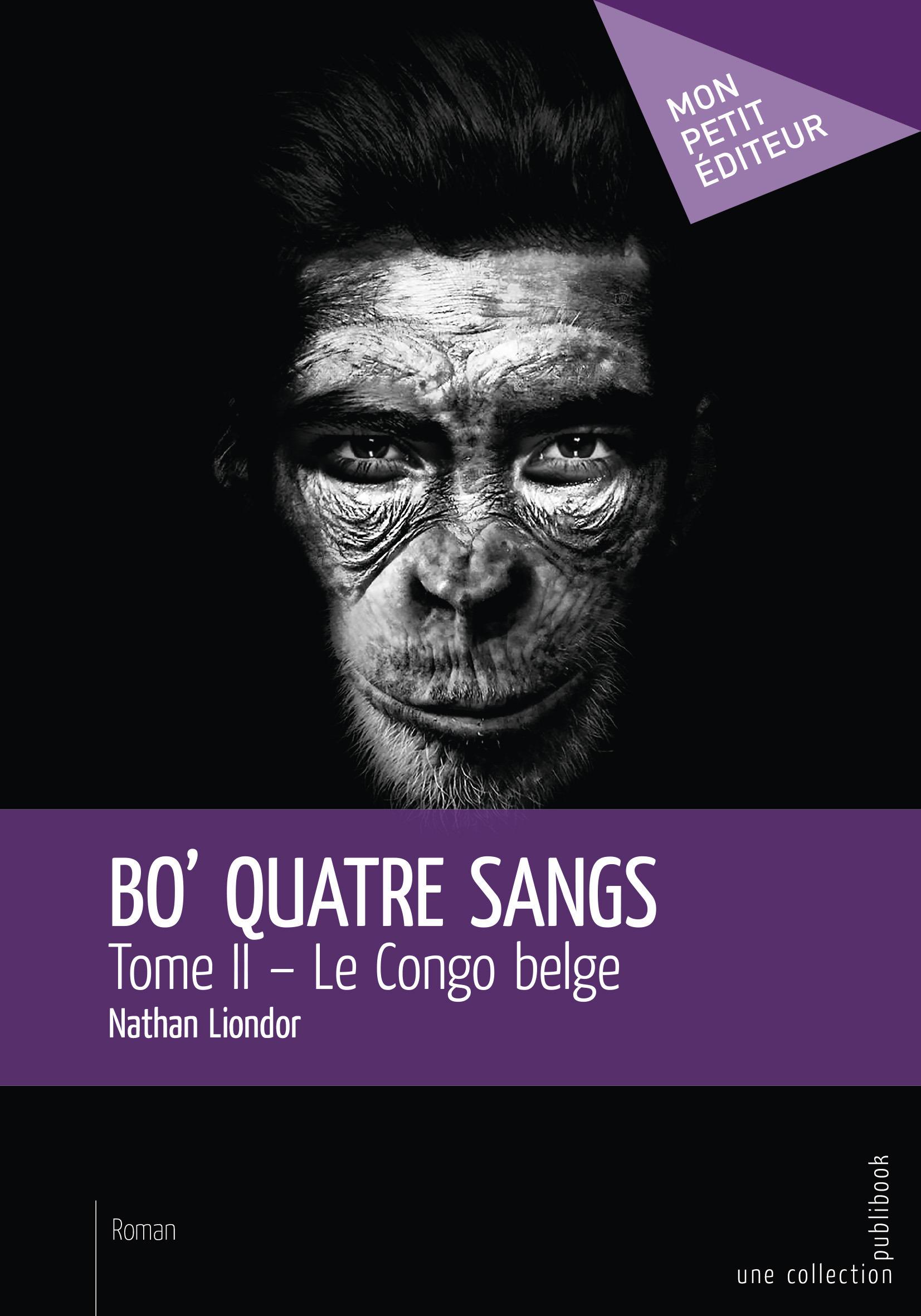 Nathan Liondor Bo' Quatre Sangs : Tome II