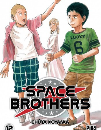Chûya Koyama Space Brothers - Tome 12 - Space Brothers T12