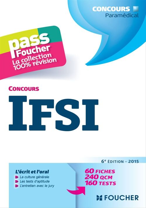 Concours ifsi 2015 (6e édition)