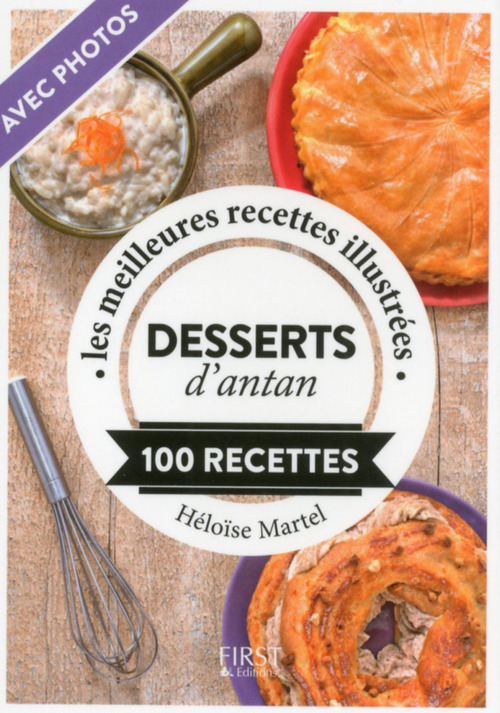 Héloïse MARTEL Desserts d'antan