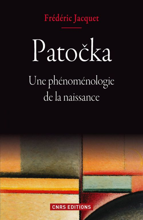Frédéric Jacquet Patocka. Vers une phénoménologie de la naissance