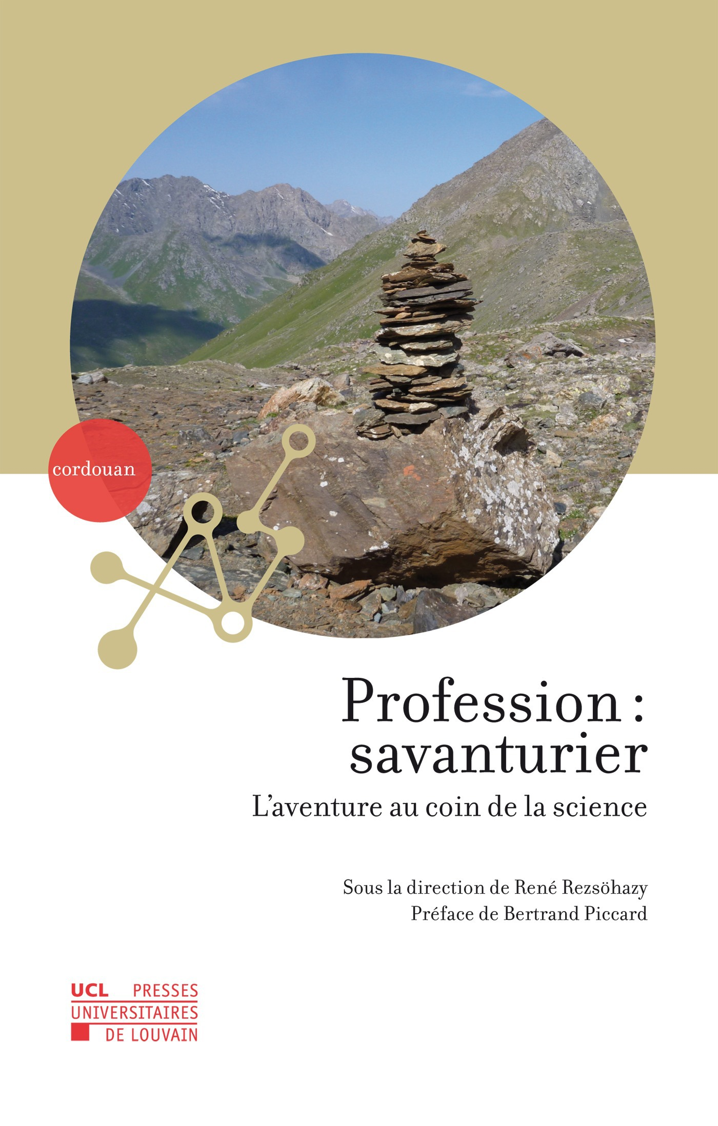 René Rezsöhazy Profession : savanturier
