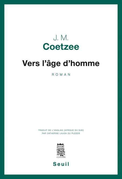 Vers L'Age D'Homme