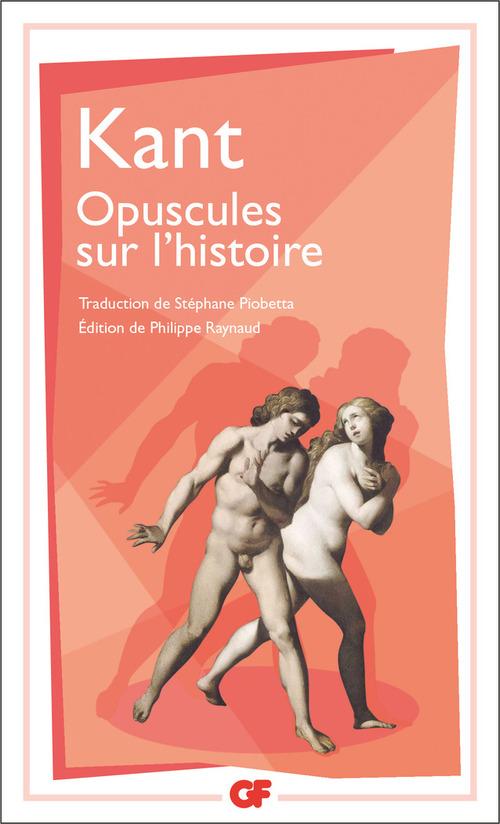 Opuscules Sur L'Histoire