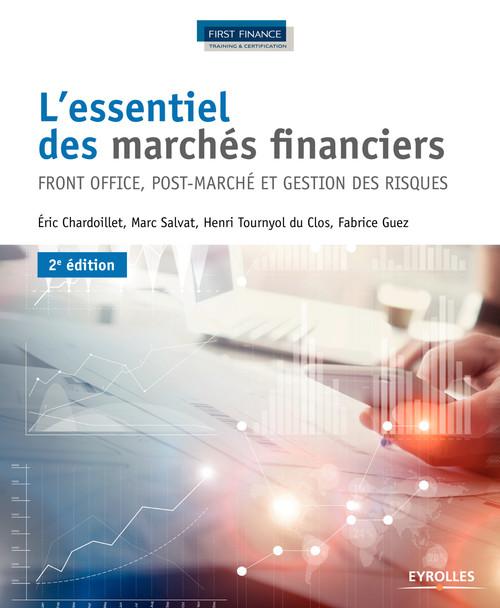 Marc Salvat L'essentiel des marchés financiers