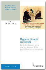 Hygiène et santé en Europe