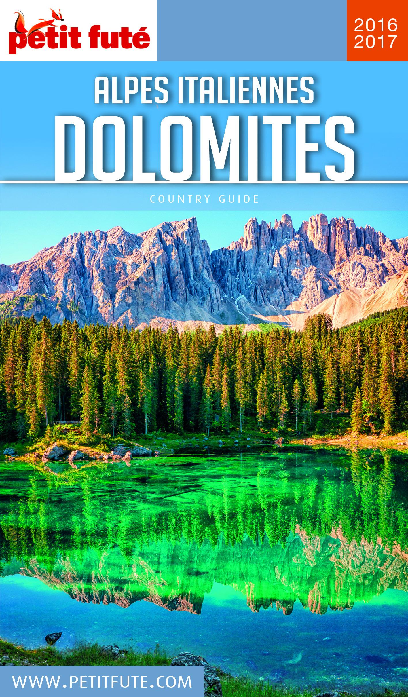 Alpes italiennes et Dolomites (édition 2016-2017)