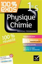 Physique-chimie ; 1�re S
