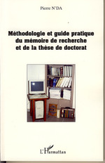 Mthodologie et guide pratique du mmoire de recherche et de la thse de doctorat