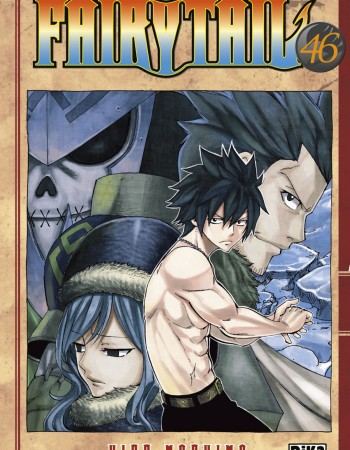 Hiro Mashima Fairy Tail - Tome 46 - Fairy Tail T46