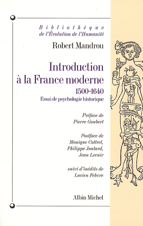 Introduction à la France moderne 1500-1640