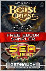 Beast Quest and Sea Quest