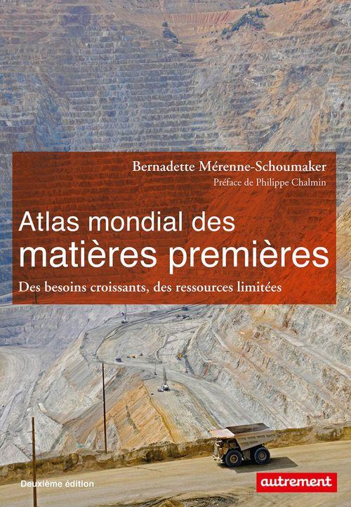 Atlas mondial des matières premières
