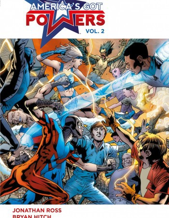 Jonathan Ross America's Got Power - Tome 2 - America's Got Power T02