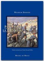 Wilhelm Dinesen Paris sous la Commune