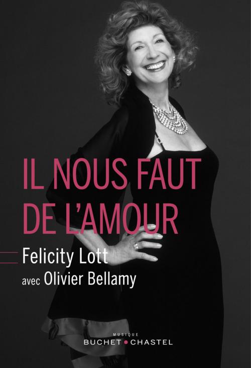 Olivier Bellamy Il nous faut de l'amour