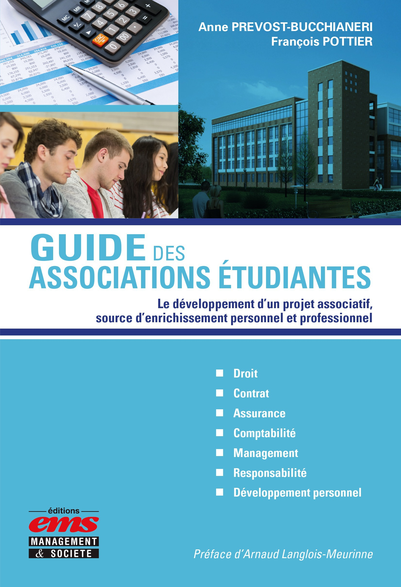 François Pottier Guide des associations étudiantes