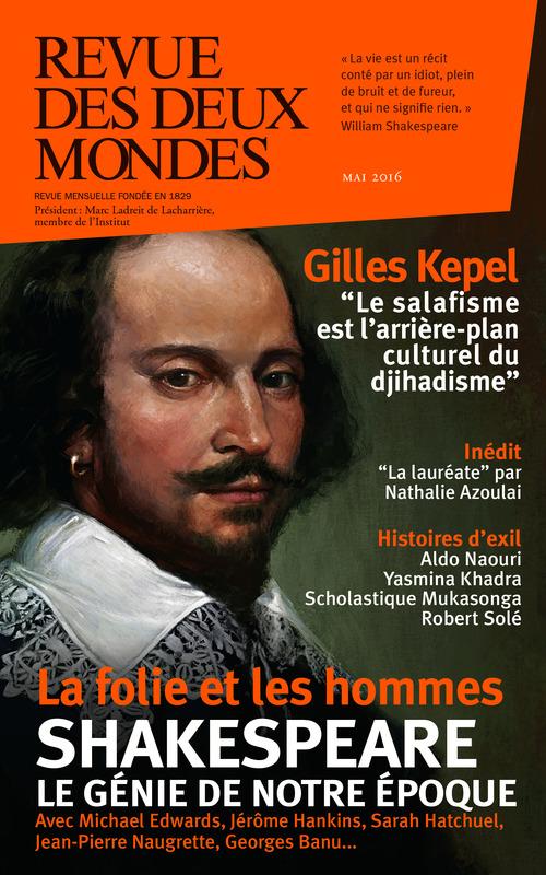 Nathalie Azoulai Revue des Deux Mondes mai 2016