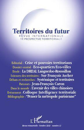 Territoires du futur t.12