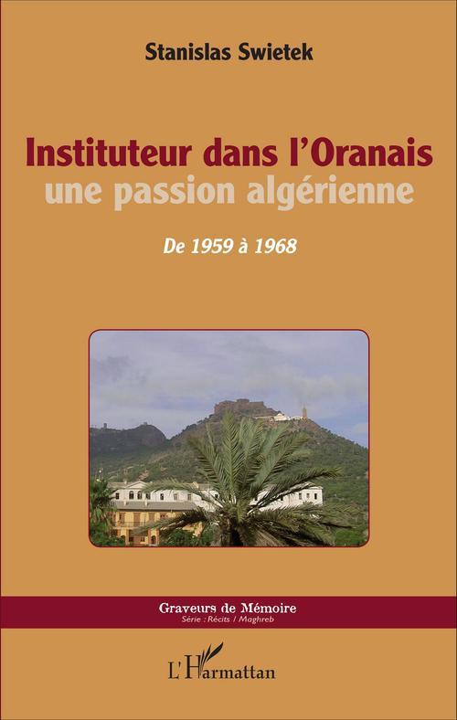 Instituteur dans l'Oranais