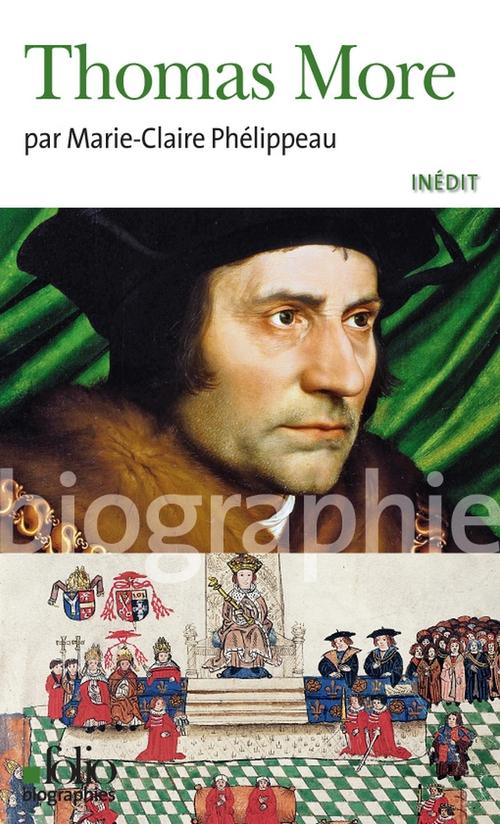 Marie-Claire Phélippeau Thomas More