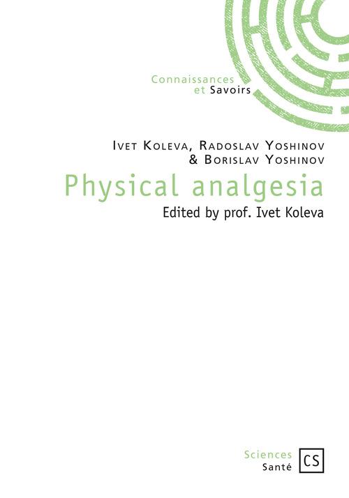 Ivet Koleva Physical analgesia