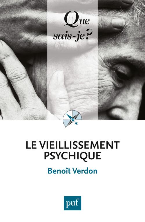 Benoît Verdon Le vieillissement psychique