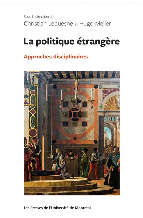 Christian Lequesne La politique étrangère