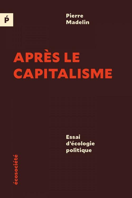 Pierre Madelin Après le capitalisme
