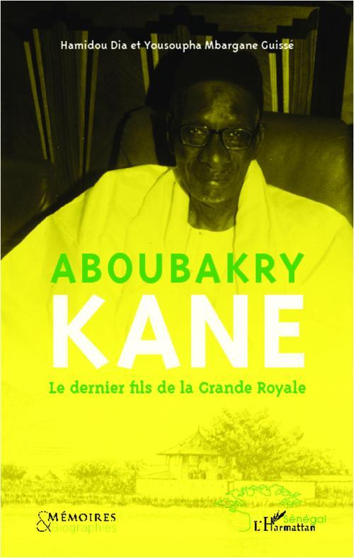 Hamidou Dia Aboubakry Kane
