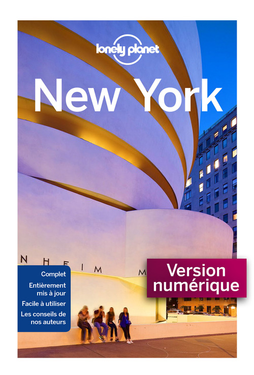 LONELY PLANET New York City - 10ed