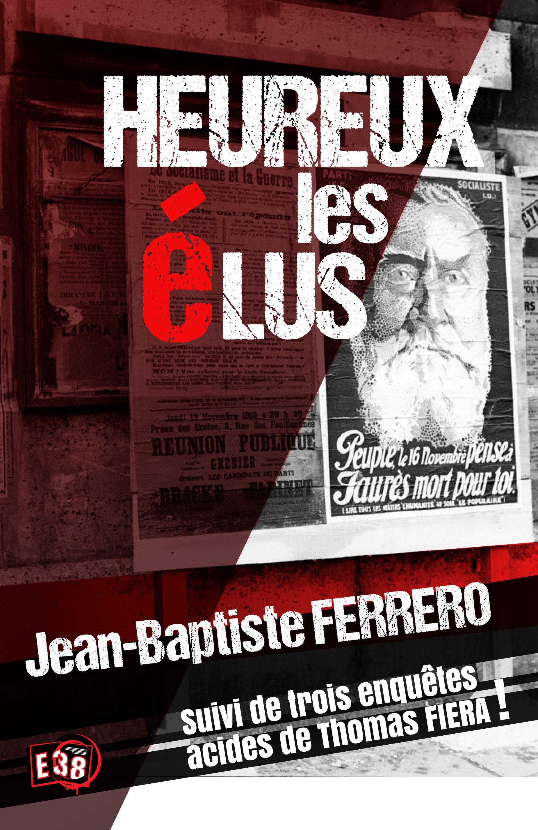 Jean-Baptiste Ferrero Heureux les élus