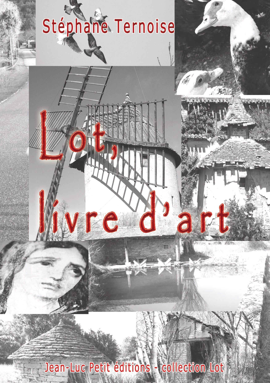 Lot, livre d'art