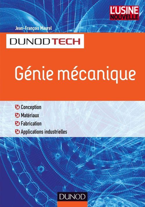 Jean-François Maurel Génie mécanique