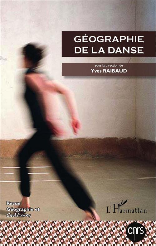 Géographie de la danse