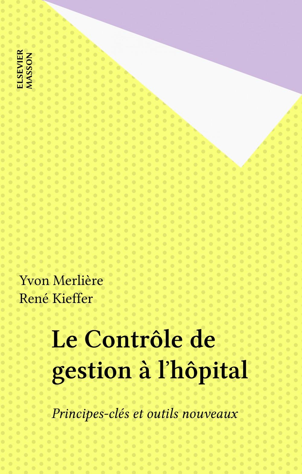 Le Contrôle de gestion à l'hôpital