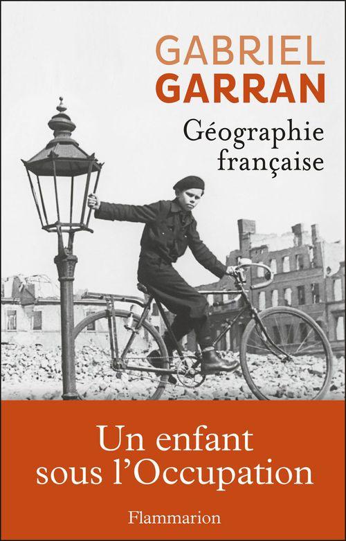 Gabriel Garran Géographie française