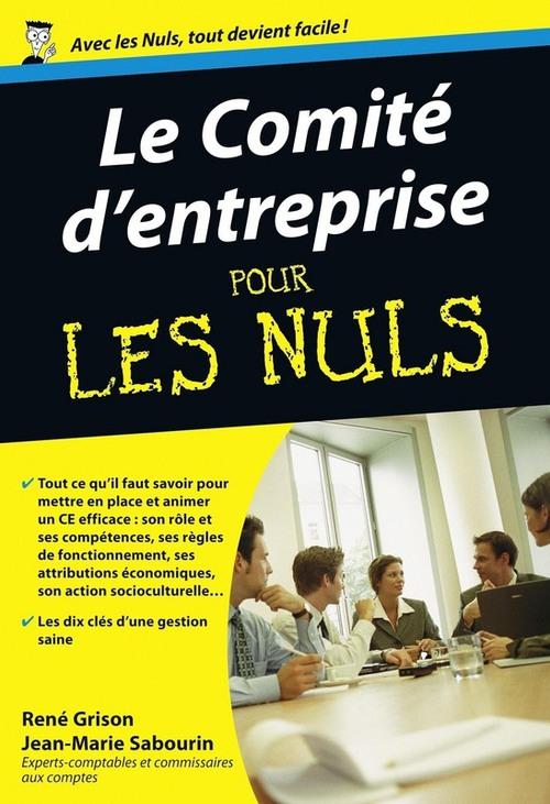 René GRISON Le Comité d'entreprise Pour les Nuls