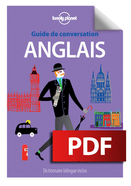 Lonely Planet Guide de conversation Anglais - 9ed