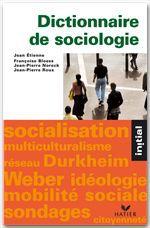 Jean Etienne Initial - Dictionnaire de sociologie