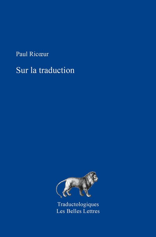 Ricoeur Paul Sur la traduction