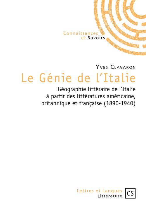 Yves Clavaron Le Génie de l'Italie