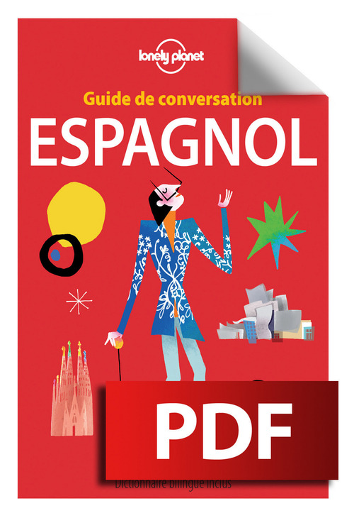 Lonely Planet Guide de conversation Espagnol - 7ed