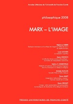Philosophique, anne 2008; Marx, l'image