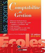 Comptabilité de gestion 2012-2013 (13e édition)